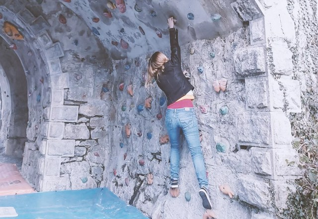 climb your walls - Dream it, then do it!