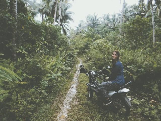 in the jungle siargao
