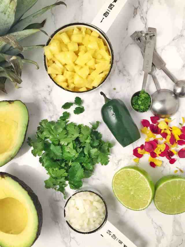 pineapple_guacamole_ingredients