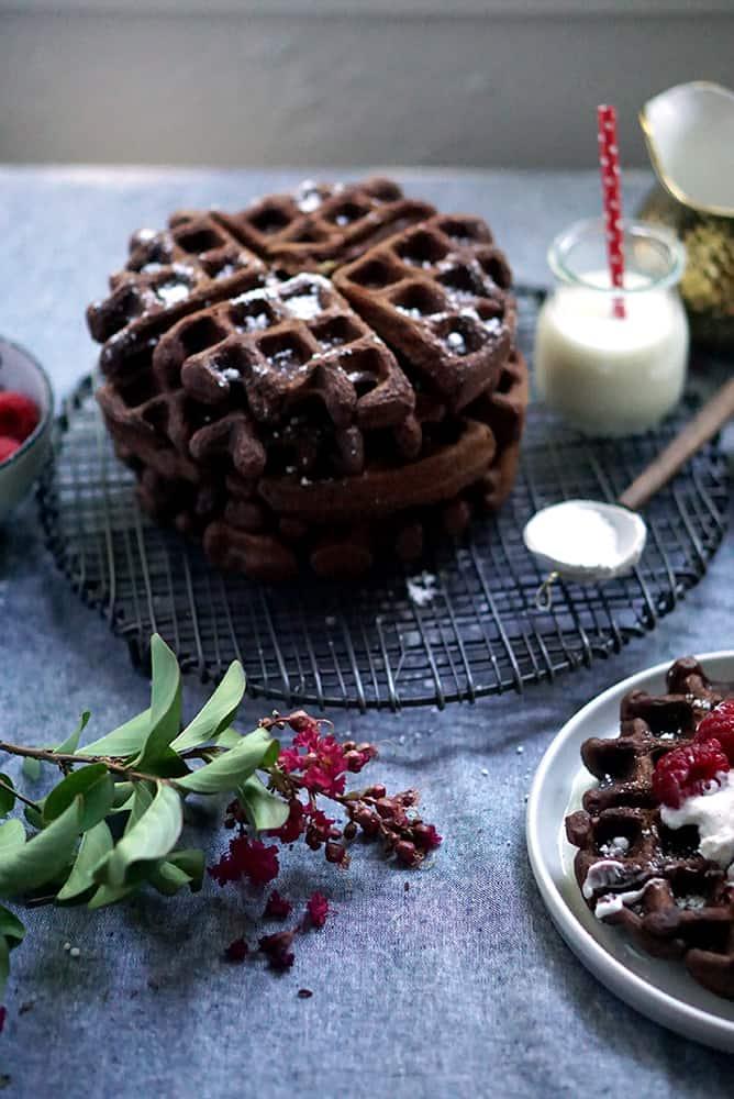 chocolate waffles_lenaskitchenblog_final3