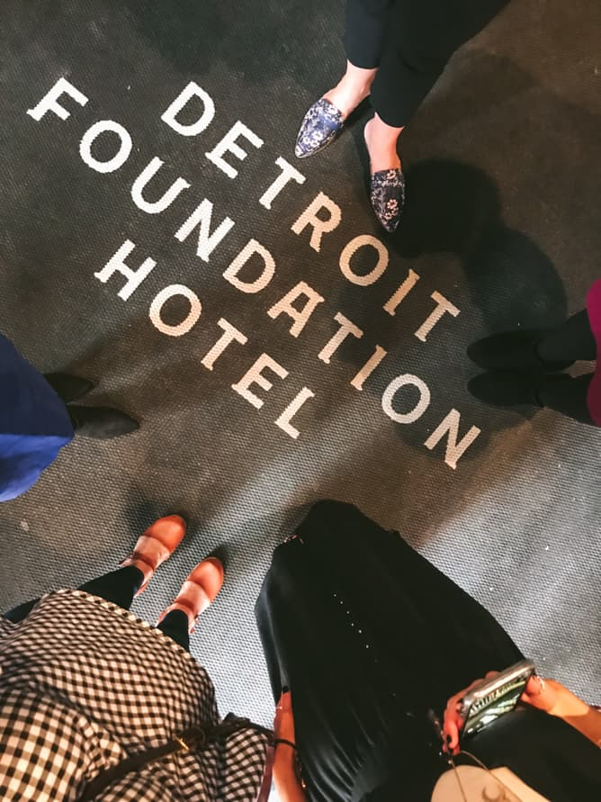 detroit foundation hotel