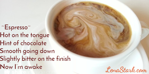 LenaStark.com | Espresso