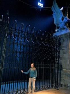 Eingangstor von Hogwarts