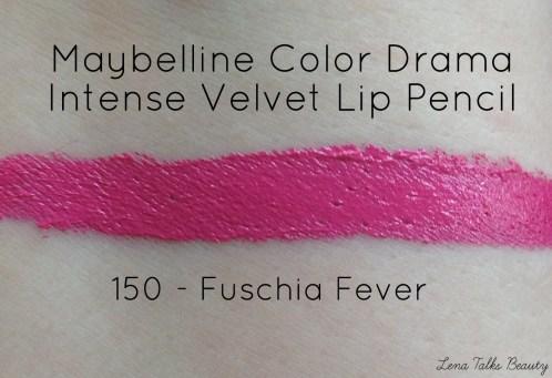 Maybelline-color-drama-intense-velet-lip-pencil-150-fuschia-fever-swatch