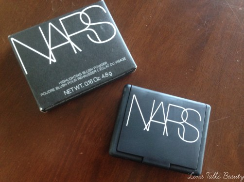 NARS Albatross highlighter.13