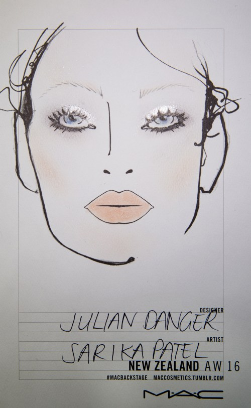 Julian Danger MAC Cosmetics