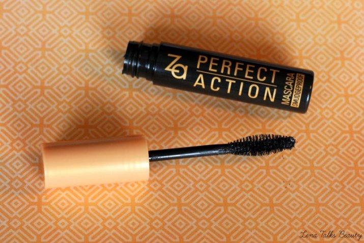 Lena Talks Beauty - Za perfect action mascara brush