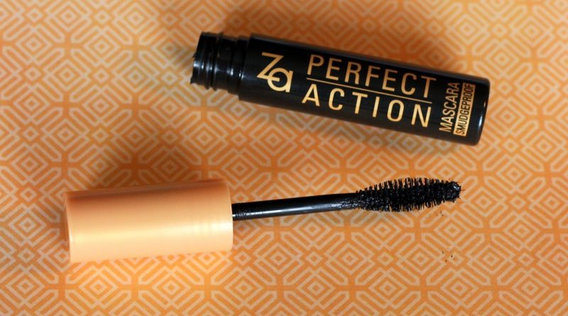 Lena Talks Beauty - Za perfect action mascara brush