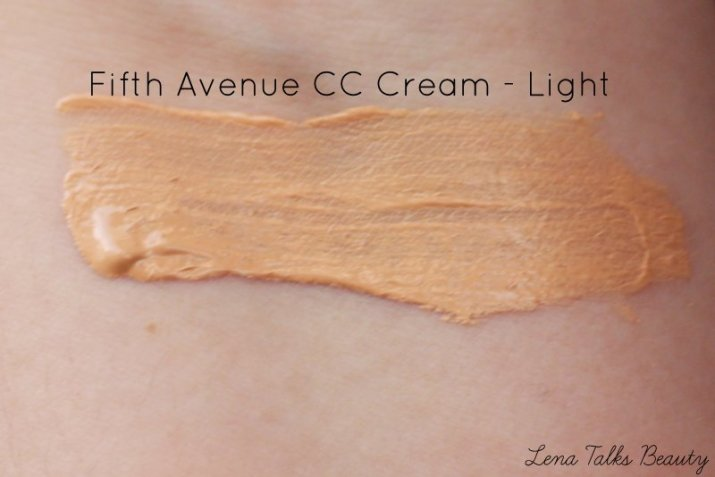 Fifth Avenue CC Cream light-001