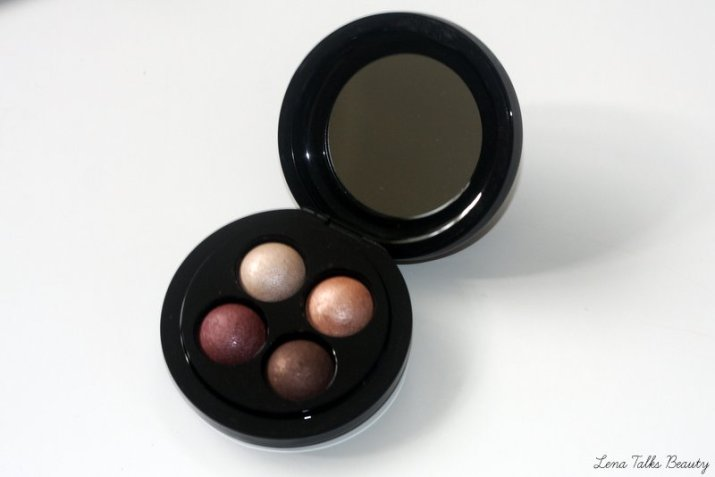 MAC Haute Dogs Collection - Pure Bred Mineralise Eyeshadow Quad. Lena Talks Beauty