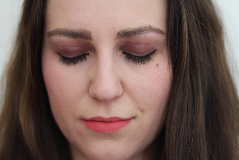 Bourjois face of the day eyes closed - Lena Talks Beauty