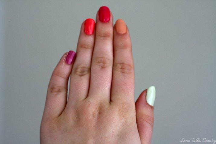 Ulta 3 Nail Polish - Lena Talks Beauty