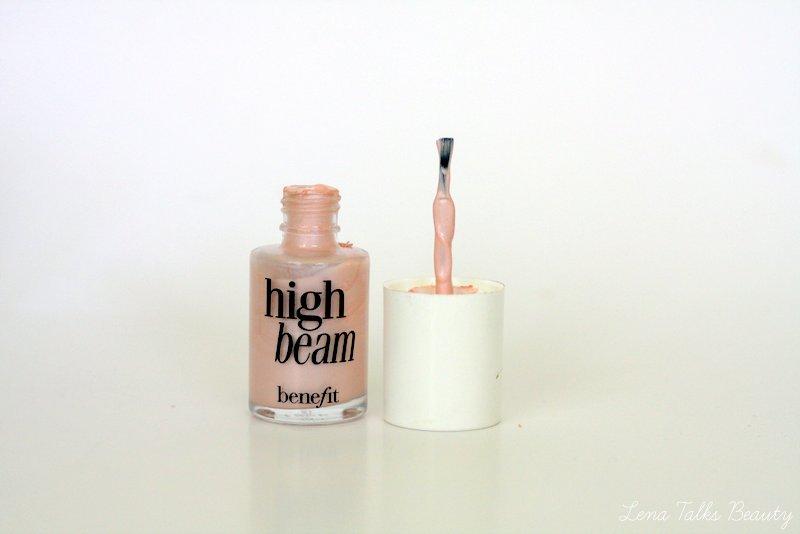 Benefit High Beam Highlighter - Lena Talks Beauty