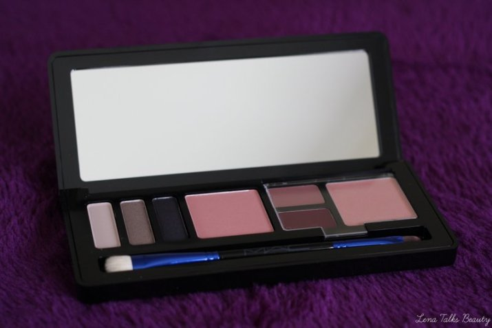 MAC Enchanted Eve Face Palette Cool - Lena Talks Beauty