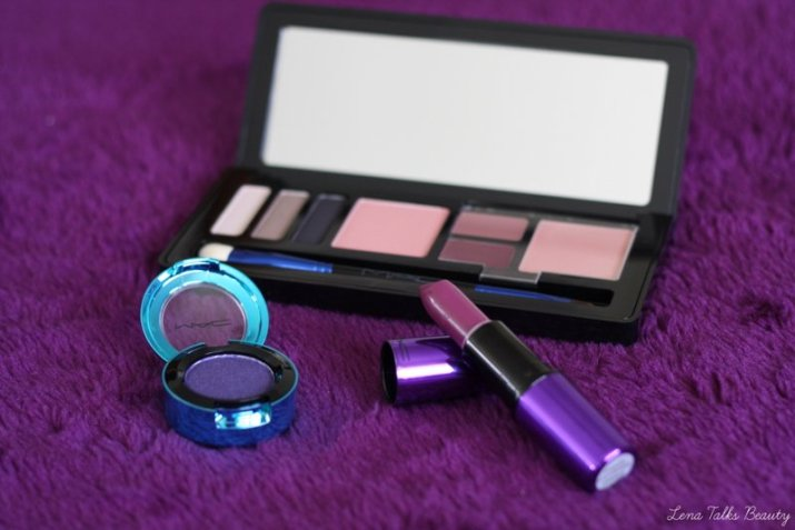 MAC Magic of the Night and MAC Enchanted Eve - Lena Talks Beauty