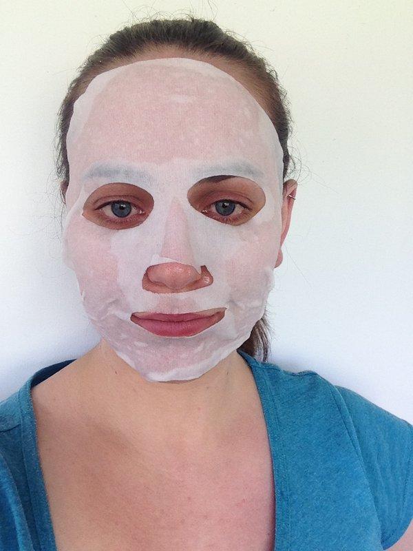 Neutrogena Hydro Boost Sheet Mask - Lena Talks Beauty