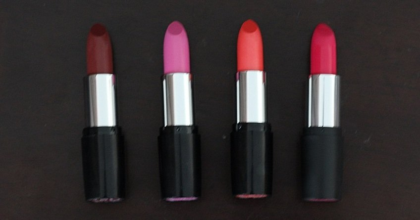 Collection Cosmetics Lasting Colour Lipsticks - Lena Talks Beauty