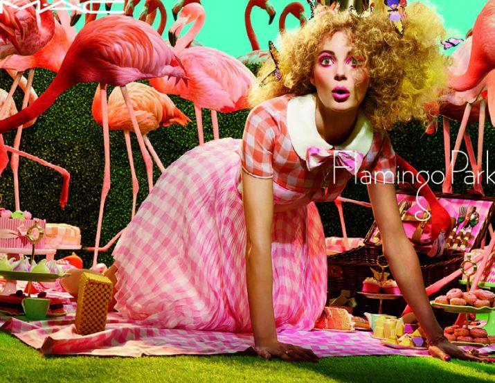 Flamingo Park lena talks beauty