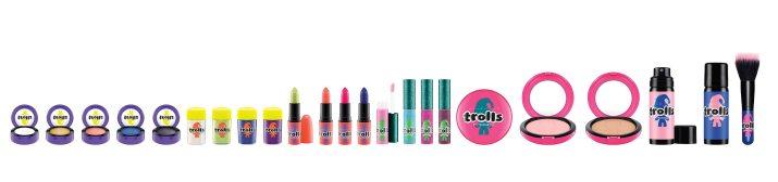 MAC Good Luck Trolls Collection Review - Lena Talks Beauty
