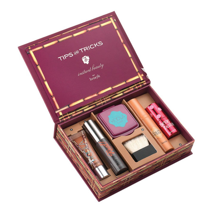 Makeup gift sets for Christmas - MAC, Real Techniques, & Benefit ...