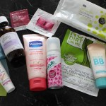 October Empties – hair, skin, body products