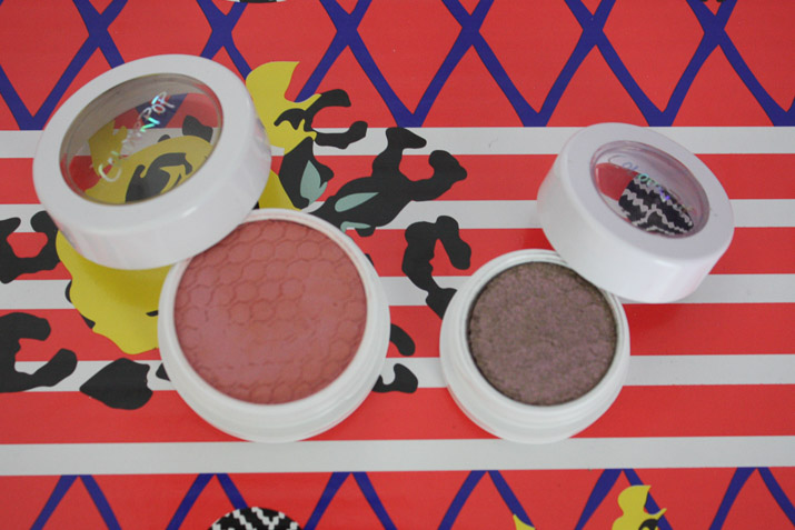 Colourpop Birthday Suit blush and So Quiche Eyeshadow - Lena Talks Beauty