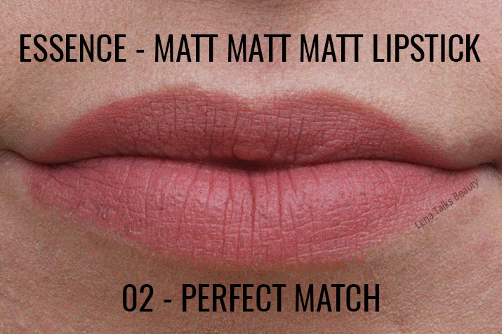 essence-comsetics-matt-matt-matt-lipstick-02-perfect-match-lip-swatch-by-lena-talks-beauty