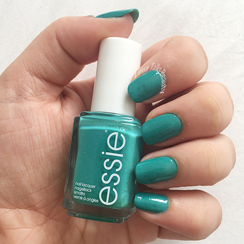 Essie Naughty Nautical Swatch by Lena Talks Beauty
