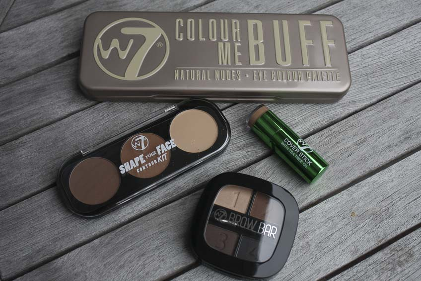 W7 Cosmetics review and face of the day