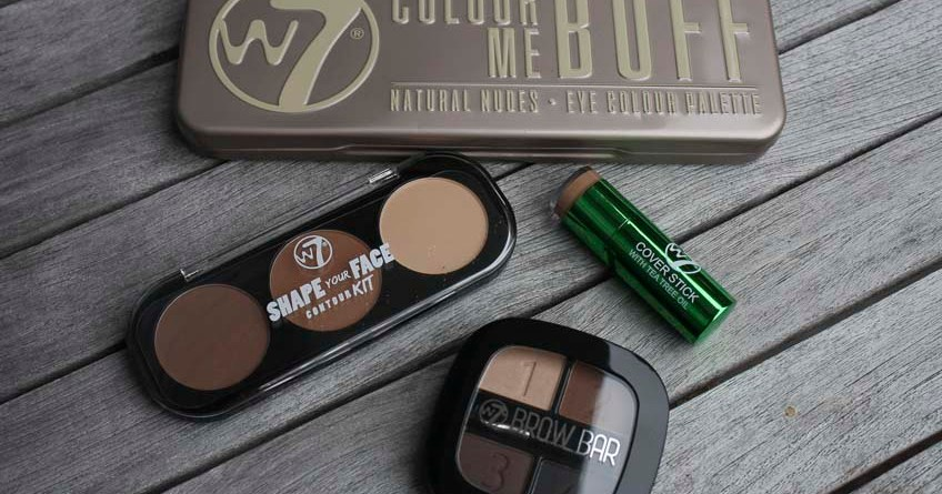 Lena Talks Beauty reviews W7 cosmetics