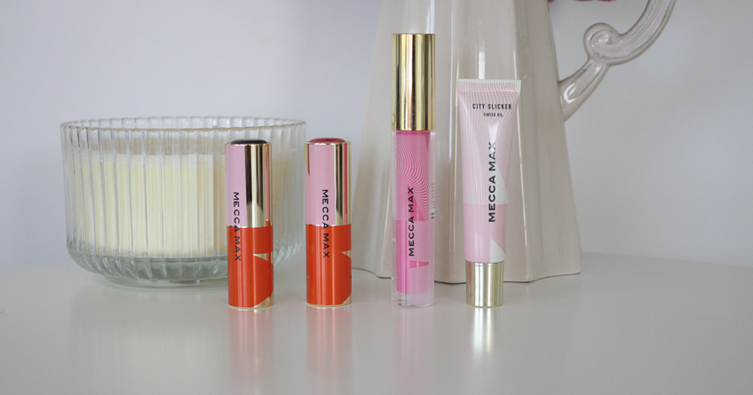 Mecca Max Lip product review - new range from Mecca Maxima - by Lena Talks Beauty
