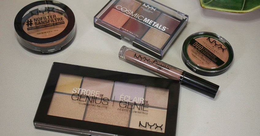NYX Professional makeup review by Lena talks beauty
