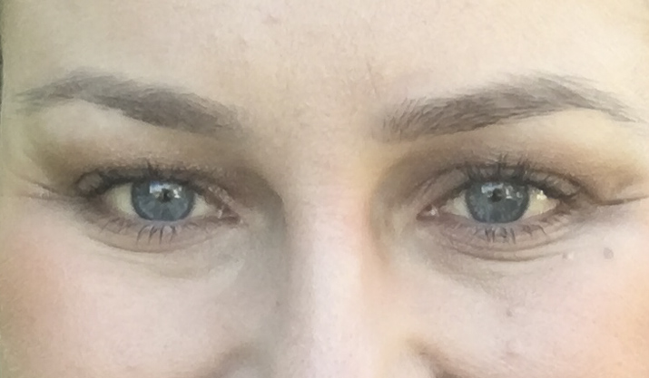 Lena Talks Beauty lash lift by Rachel Mackwood