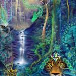 Jheferson Saldaña Valera chaman artiste peintre lenaventures 04