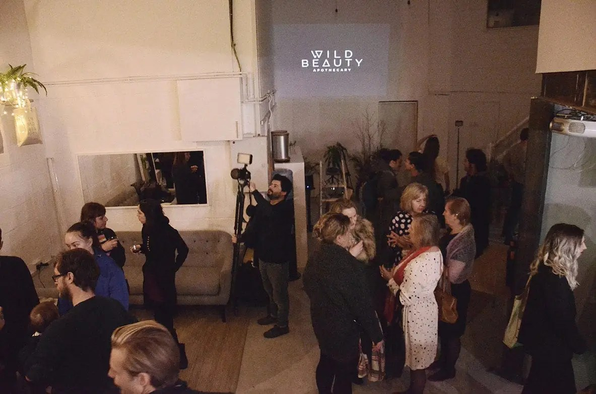 Wild Beauty Apothecary Launch
