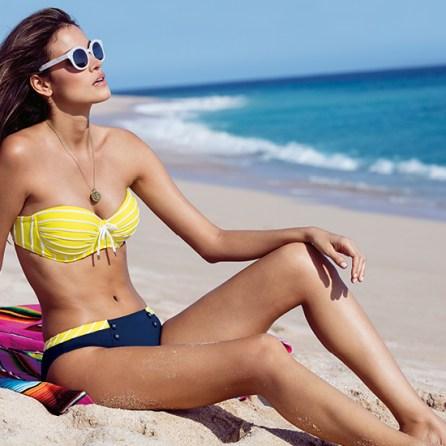 Bikini bandeau 106€