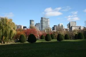 Escapade à deux à Boston, Massachusetts, USA, voyage