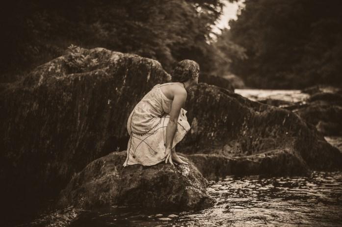 La Femme sauvage - Crédit photo: Marylène Thériault