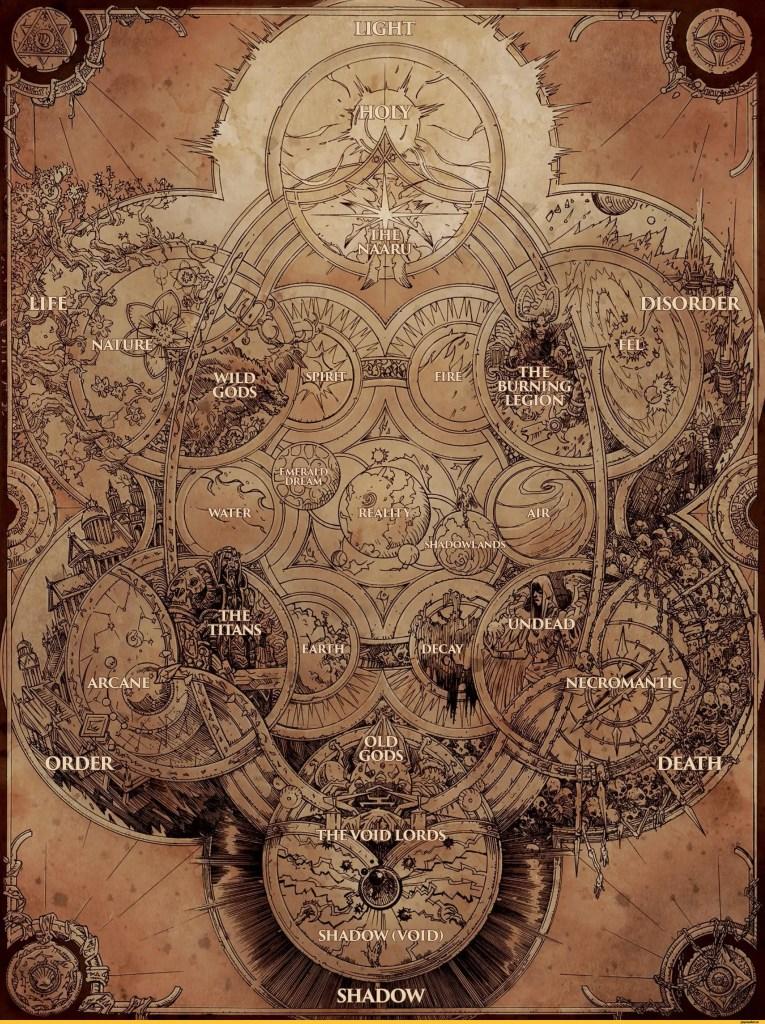 World of Warcraft Chronicles Vol 1 | World of WarCraft, WarCraft, wow, azeroth, lore