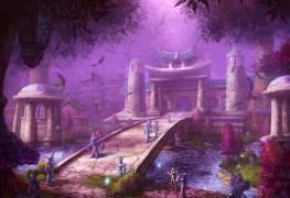 Darnassus | World of WarCraft, WarCraft, wow, azeroth, lore