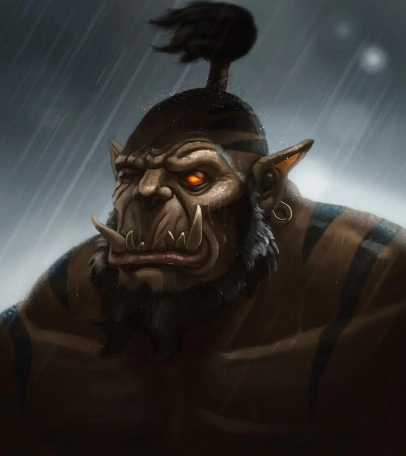 Kilrogg Deadeye | World of WarCraft, WarCraft, wow, azeroth, lore