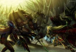 O Covil de Gruul | World of WarCraft, WarCraft, wow, azeroth, lore