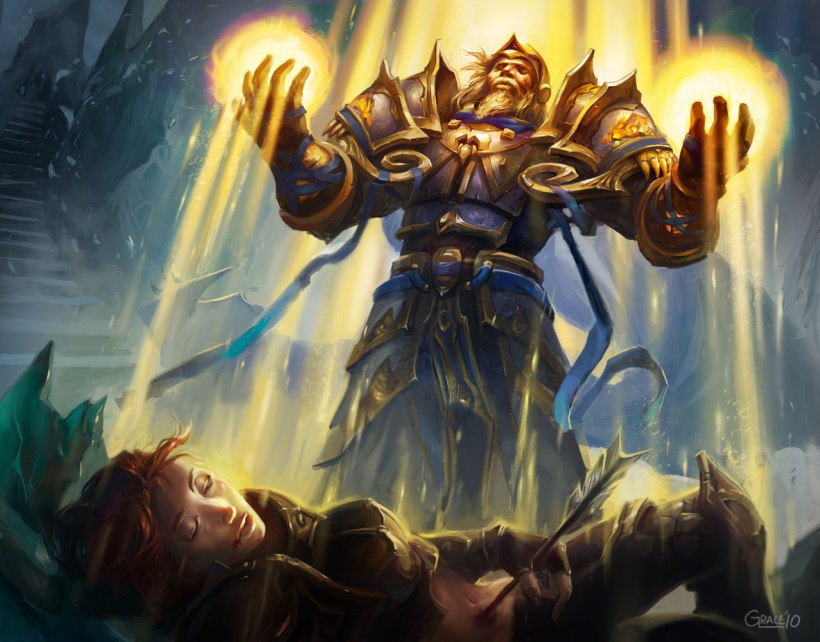 Tirion Fordring   World of WarCraft, WarCraft, wow, azeroth, lore