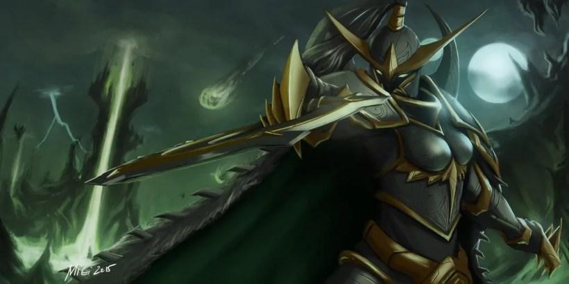 Templo Negro   World of WarCraft, WarCraft, wow, azeroth, lore