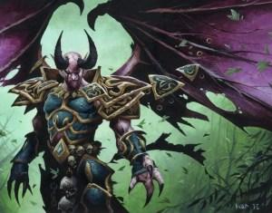 Natherezim | World of WarCraft, WarCraft, wow, azeroth, lore