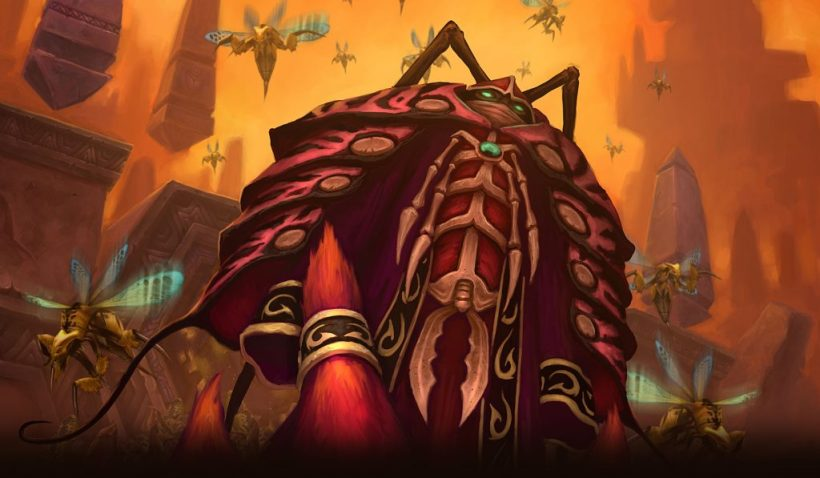 Ahn'Qiraj | World of WarCraft, WarCraft, wow, azeroth, lore