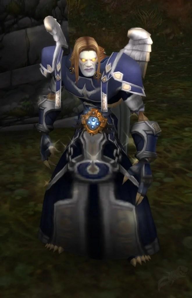 Alonsus Faol | World of WarCraft, WarCraft, wow, azeroth, lore