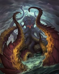 N'Zoth | World of WarCraft, WarCraft, wow, azeroth, lore