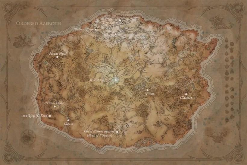 N'Zoth | World of WarCraft, WarCraft, wow, azeroth, lore
