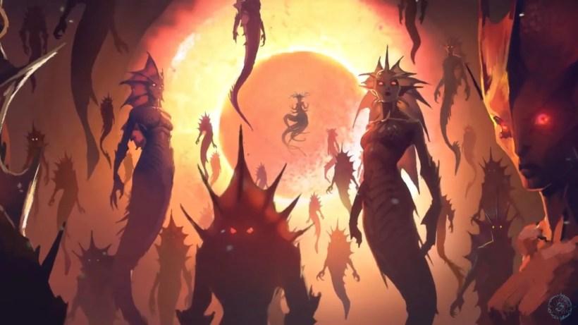 Nagas   World of WarCraft, WarCraft, wow, azeroth, lore